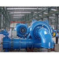 China Small hydro Turbine and Water Turbine Electrical Generator For Hydro Power Plant Project wholesale