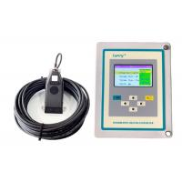 Quality 4 - 20mA RS485 Open Channel Water Flow Meter High Accuracy With Conductivity for sale