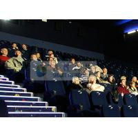 Large-scale 4D Movie Theater Computer Controlled With Mobile Seats Manufactures