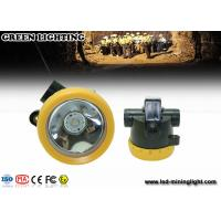 4000 Lux 171g Integrated Coal Mining Lights for downhole miners with ABS meterial Manufactures