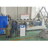 Vacuum Forming Dimpled HDPE Membrane Sheet Extrusion Equipment Frequency Conversion Manufactures