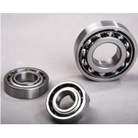 Gcr15 6207 2RS  ZZ / Z Bore 35 mm Steel Ball Bearings For Motors Manufactures