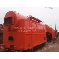 Environmentally Friendly Biomass Fired Steam Boiler Palm Shell Continues Heating Output Manufactures