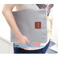 Manufacture High Quality Nylon Business Waterproof Laptop Bag for women,Nylon Laptop Bag with Front Pocket for 13 13.3 I Manufactures