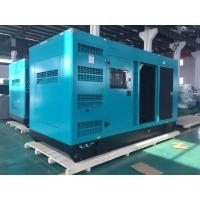 China Soundproof 30kw Cummins diesel generator set  three phase  factory direct sale on sale