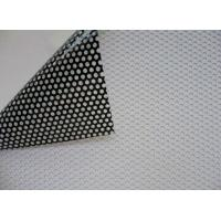 Waterproof Perforated One Way Vision Film Digital Printing For Advertising Manufactures