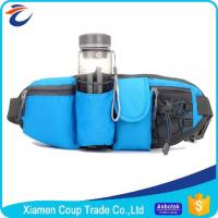 Portable Oxford Mens Waist Bag Customized Fashion Style For Outdoor Sports Manufactures