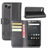 Genuine Leather BlackBerry Keyone DTEK 70 Mobile phone case The second Leather wallet card holster for Business man Manufactures