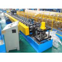 11KW Steel Mute Guide Track Roll Forming Equipment Roller Shutter Door Use Manufactures