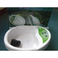Improved Sleep Bio Detox Foot Spa Machine With Array And Remote controller Manufactures