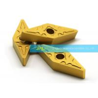 Extensive Versatility Cemented Carbide Turning Inserts for Steel Semi Finishing Manufactures