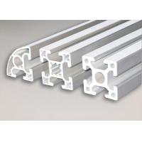 China 6061 T5 T6 Industrial Aluminium Profiles Aluminum Extruded Sections Anodize Surface on sale