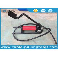 CP-800A High Pressure Hydraulic Oil Foot Pump Pedal Hydraulic Pump 700Bar Manufactures