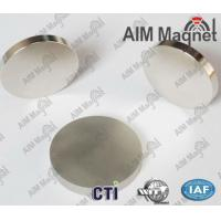 Permanent Disc Neodymium Magnet Sheet For Sale Manufactures