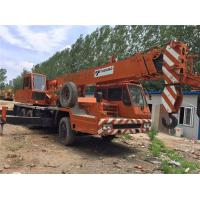 TL250E Used Tadano Crane 25 Ton , Four Boom With Red Color Manufactures