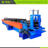 Quick Change Stud And Track Roll Forming Machine , CU Purlin Roll Forming Machine Manufactures