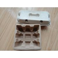 Waste Cardboard Egg Tray Production Line / Pulp Egg Tray Making Machine Manufactures