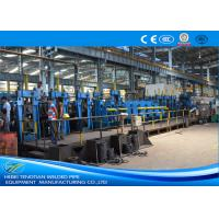 ERW Stainless Steel Tube Mill , Stainless Tube Mills Directly Forming Manufactures