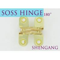 Quality 15 mm Min Door Thick Stainless Steel Door Hardware , Heavy Duty Hinges for sale