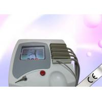 Diode 650nm Lipo Laser Slimming Machine For Hip / Belly Reshaping Manufactures