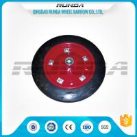 Smart Balance Trolley Rubber WheelsSteel Rim Ball Bearing 13x3 Inch Multi Color Manufactures