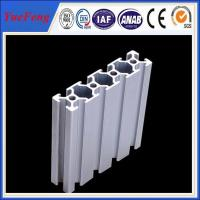 2080 Extrusion T - Slotted Aluminum Profile Framing for Industrial Assembly Manufactures