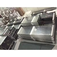 High quality 304 316 stainless steel color metal fabrication manufacturer in Foshan China Manufactures