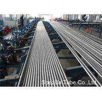 Alloy Seamless Austenitic Stainless Steel Pipe 254 SMO UNS S31254 Manufactures