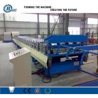 High Speed Steel Roof Panel Roll Forming Machine With Hydraulic Station