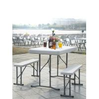 Outdoor picnic camping portable folding tables and chairs set Manufactures