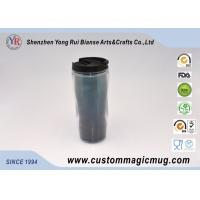China Outdoor Camping Takeaway Double Wall Plastic Cup Home Appliance Mug on sale