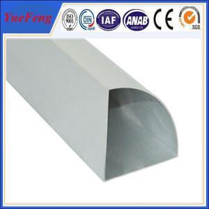 extruded aluminum tubing/ high quality aluminum extruders Manufactures