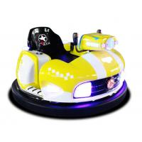 Adult Laser Shooting Battery Operated Bumper Cars Fiberglass Material 140cm*131cm*71cm Manufactures