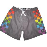 Buy cheap Custom Sublimation Printing Board Shorts With Private Label from wholesalers