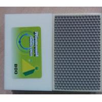 Buy cheap 90 * 55mm Resin Hand Diamond Floor Polishing Pads For Hand Use Polishing from wholesalers