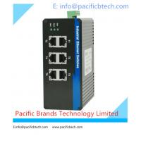 Buy cheap 1000M Unmanaged Industrial Ethernet Switches from wholesalers