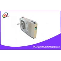 Scenic areas ticket Tripod Turnstile Gate with RFID card and barcode Manufactures