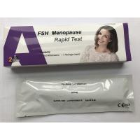 FSH Rapid Test Midstream Rapid Test Kits Detection For Follicle Stimulating Hormone Manufactures