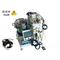 China 120mm nylon ties Fixed Type cable tie gun Automatic Bundle Machine For Coils on sale