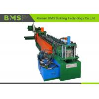 China Customer L Beam Racking Roll Forming Machine With Automatic PLC System on sale
