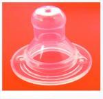 goof grade liquid feeding bottle baby silicone nipple Manufactures