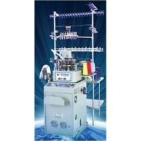 6F fully computerized plain & terry 3D socks knitting machine Manufactures