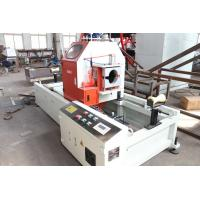Profile / Pipe Automatic PVC Extrusion Machine With Cutter Manufactures