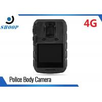 3G / 4G LTE 32GB Law Enforcement Police Body Worn Video Camera High Resolution Manufactures