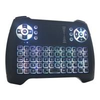 Quality 2.4G Gamepad Wireless Touchpad Remote Control Anti - Shake Mini Keyboard for sale