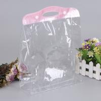 Quality PVC ziplock bag for sale