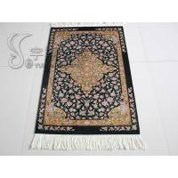 China high quality rugs 625 kpsi 2x3 ft pure hand knotted turkish silk carpet on sale