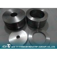 Alloy Titanium Forging Ring With Hot Forged And Hardening Metal Working Manufactures
