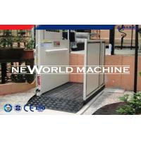 Diverse Power 200kg Hydraulic Platform Lift / Wheelchair Lift For Disabled Manufactures