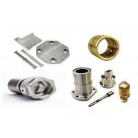 Smooth Surface Medical Equipment Replacement Parts ,  Custom Aluminum Parts Manufactures